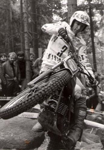 Gilles Burgat 1981