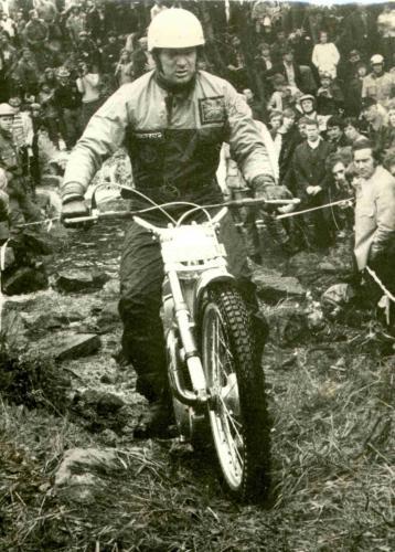 Mick Andrews 1974