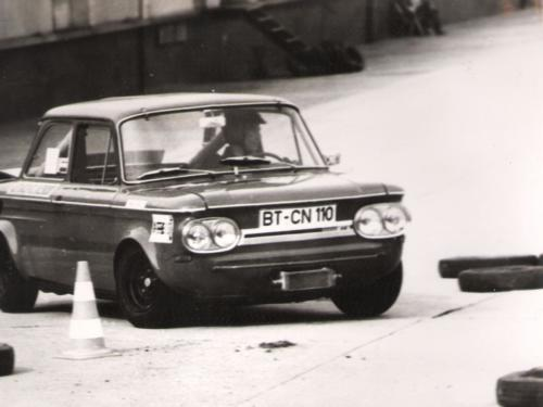 Automobil-Sport Geschichte